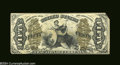 Fractional Currency:Third Issue, Fr. 1359 50c Third Issue Justice New, Damaged. This one is ...
