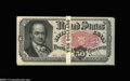 Fractional Currency:Fifth Issue, Fr. 1381 50c Fifth Issue Very Choice New. A lovely ...
