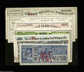Miscellaneous:Other, A Group of Lottery Tickets.