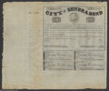 Miscellaneous:Other, City of Sonora, CA Bond