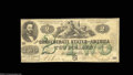 Confederate Notes:1862 Issues, T43 $2 1862. Although common in lower grades, this type ...