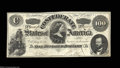 Confederate Notes:1862 Issues, T49 $100 1862. A pleasing Crisp Uncirculated example ...
