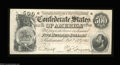Confederate Notes:1864 Issues, T64 $500 1864. A few light folds are visible after close ...