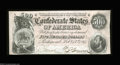 Confederate Notes:1864 Issues, T64 $500 1864. This example is technically New but has ...