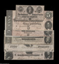 Confederate Notes:Group Lots, A Conspiracy of Confederate Cash