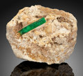 Minerals:Small Cabinet, Emerald. Afghanistan. ...
