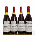 Mazis Chambertin 1996 D'Auvenay (Leroy) 1(3.5cm), 3lwisl, 1scl, 9sos due to overfill Bottle (9)
