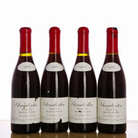 Chambertin 1991 Leroy 3nl, 2crc, 2 exposed cork, 4sos due to overfill Bottle (4)