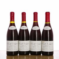 Clos Vougeot 1991 Leroy 2lbsl, 3crc, 2 exposed corks, 10 sos due to overfill Bottle (12)