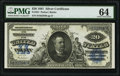 Large Size:Silver Certificates, Fr. 321 $20 1891 Silver Certificate PMG Choice Uncirculated 64.. ...