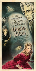 "Movie Posters:Film Noir, Uncle Silas (General Film Distributors, 1947). Folded, Very Fine-. British Three Sheet (40"" X 79"").. ..."