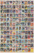 Baseball Cards:Other, 1984 Donruss Baseball Uncut Sheet With 132 Cards - Don Mattingly. ...