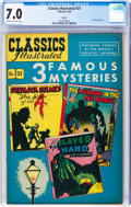 Golden Age (1938-1955):Classics Illustrated, Classic Comics #21 HRN 62 (Gilberton, 1949) CGC FN/VF 7.0 Cream to off-white pages....