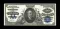 Large Size:Silver Certificates, Fr. 322 $20 1891 Silver Certificate Extremely Fine. This is by far the scarcer of this two signature type, with a little ove...