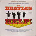 "Music Memorabilia:Recordings, Beatles ""Help!"" Sealed Stereo LP (Capitol 2386, 1965). Originalmotion picture soundtrack was #1 on Billboard's Top 200 for ..."