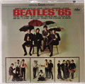 """Music Memorabilia:Recordings, """"Beatles '65"""" Sealed Stereo Album (Capitol 2228, 1965). TheBeatles' fourth """"real"""" (all music) album on Capitol contained on..."""