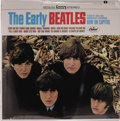 """Music Memorabilia:Recordings, """"The Early Beatles"""" Sealed Stereo LP (Capitol 2309, 1965).Capitol'srelease of the pre-1964 tunes originally offered in the ..."""
