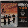 "Music Memorabilia:Recordings, Beatles ""Something New"" Sealed Stereo LP (Capitol 2108, 1964). Thethird all-music Capitol album was released almost simulta..."