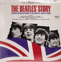"Music Memorabilia:Recordings, ""The Beatles' Story"" Sealed Stereo Album (Capitol 2222, 1964). TheBoys ruled the airwaves and sales charts in 1964 with 5 a..."