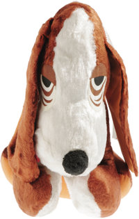 Elvis Presley Hound Dog Stuffed Toy An Adorable Hound Dog Lot