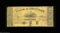 Obsoletes By State:Louisiana, New Orleans, LA - Cook & Brother $1 Dec. 19, 1862 UNL