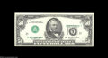 Error Notes:Inverted Third Printings, Fr. 2119-L $50 1977 Federal Reserve Note. Gem Crisp ...