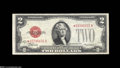 Small Size:Legal Tender Notes, Fr. 1505* $2 1928D Mule Legal Tender Note. Very Fine-...