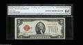 Small Size:Legal Tender Notes, Fr. 1506 $2 1928E Legal Tender Note. CGA Choice Uncirculated ...