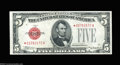 Small Size:Legal Tender Notes, Fr. 1527* $5 1928B Legal Tender Note. Crisp Uncirculated.