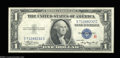 """Small Size:Silver Certificates, Fr. 1609/Fr. 1610 $1 1935A """"R"""" & """"S"""" Silver Certificates. ... (2 notes)"""