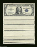 Small Size:Silver Certificates, Fr. 1614 $1 1935E Silver Certificates. Gem Crisp ... (152 notes)