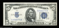 Small Size:Silver Certificates, Fr. 1651/Fr. 1650 $5 1934A/1934 Mule Silver Certificates. ... (2 notes)