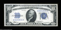 Small Size:Silver Certificates, Fr. 1701* $10 1934 Silver Certificate. Choice Crisp ...
