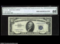 Small Size:Silver Certificates, Fr. 1706* $10 1953 Silver Certificate. CGA Gem Uncirculated ...
