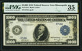 Large Size:Federal Reserve Notes, Fr. 1133-I $1,000 1918 Federal Reserve Note PMG Choice Very Fine 35.. ...