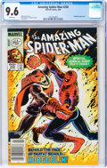 Modern Age (1980-Present):Superhero, The Amazing Spider-Man #250 (Marvel, 1984) CGC NM+ 9.6 White pages....