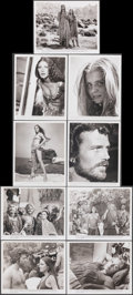 """Movie Posters:Fantasy, Sinbad and the Eye of the Tiger (Columbia, 1977). Very Fine. Photos (20) (8"""" X 10""""). Fantasy.. ... (Total: 20 Items)"""