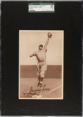 Baseball Cards:Singles (1930-1939), 1939 R303-A Goudey Premiums Jimmie Foxx (Sepia) SGC 80 EX/NM 6 - Only ....