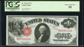 Large Size:Legal Tender Notes, Fr. 36 $1 1917 Legal Tender PCGS Choice About New 55.. ...