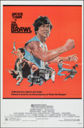 "Movie Posters:Action, The Big Brawl & Other Lot (Warner Bros., 1980). Folded, Overall: Very Fine-. One Sheets (2) (27"" X 41""). Action.. ... (Total: 2 Items)"
