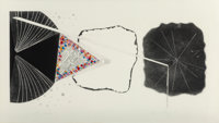 James Rosenquist (1933-2017) Star Procter, 1978 Etching with aquatint, embossing and hand-coloring o