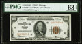 Fr. 1890-G $100 1929 Federal Reserve Bank Note. PMG Choice Uncirculated 63 EPQ