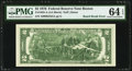 Board Break on Back Error Fr. 1935-A $2 1976 Federal Reserve Note. PMG Choice Uncirculated 64 EPQ