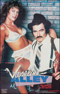 """Movie Posters:Adult, Vas-o-line Alley & Other Lot (VCA, 1985). Folded, Very Fine+. Video One Sheet (27"""" X 40"""") & One Sheet (23"""" X 36""""). Alternate... (Total: 2 Items)"""