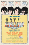 """Movie Posters:Rock and Roll, Help! (United Artists, 1965). Folded, Fine+. One Sheet (27"""" X 41""""). Rock and Roll.. ..."""