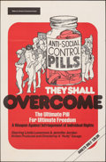 """Movie Posters:Adult, They Shall Overcome & Other Lot (Peter Savage Productions, 1974). Folded, Overall: Very Fine-. One Sheets (2) (27"""" X 41""""). A... (Total: 2 Items)"""