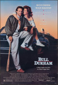 """Movie Posters:Sports, Bull Durham & Other Lot (Orion, 1988). Fine- on Board. One Sheets (3) (27"""" X 40""""). Sports.. ... (Total: 3 Items)"""