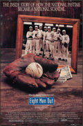 """Movie Posters:Sports, Eight Men Out (Orion, 1988). Fine- on Board. One Sheet (27"""" X 40""""). Sports.. ..."""