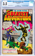 Silver Age (1956-1969):Superhero, My Greatest Adventure #80 (DC, 1963) CGC VG- 3.5 Cream to off-white pages....