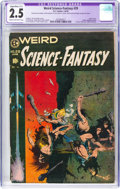 Golden Age (1938-1955):Science Fiction, Weird Science-Fantasy #29 (EC, 1955) CGC Apparent GD+ 2.5 Slight/Moderate (C-2) Cream to off-white pages....
